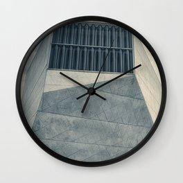 Casa da Musica, Porto, Portugal Wall Clock