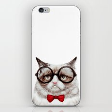 Oh No! Class again iPhone & iPod Skin