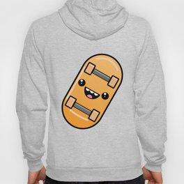 Skateboard cartoon Hoody