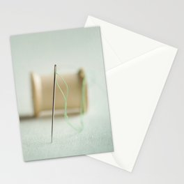 Running Out Stationery Cards