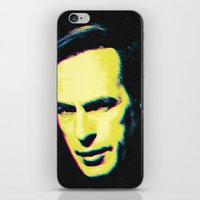 """better call saul iPhone & iPod Skins featuring Breaking Bad """"Better Call Saul"""" by Steal This Art"""