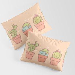 Plant Pots Pillow Sham