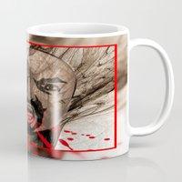 zombie Mugs featuring Zombie by Art-Motiva