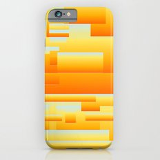 yellow modern Art iPhone 6s Slim Case