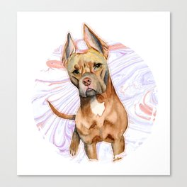 Bunny Ears 2 Canvas Print