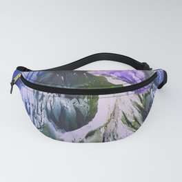 Lost Girl 2 - Blue Forest Fanny Pack