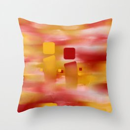 La Pareja Ideal Throw Pillow