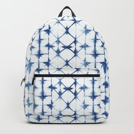 Shibori Diamonds Backpack