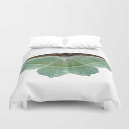 Goodenough Moth Duvet Cover