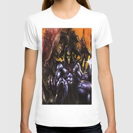 king of skulls T-shirt