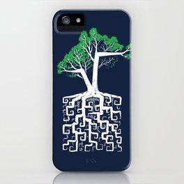 Square Root iPhone Case