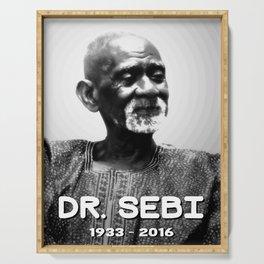 Dr. Sebi Serving Tray