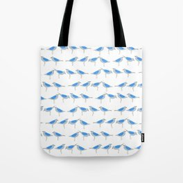 Seabirds Tote Bag
