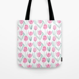 Tulipanes Tote Bag