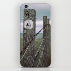 on the edge... iPhone & iPod Skin