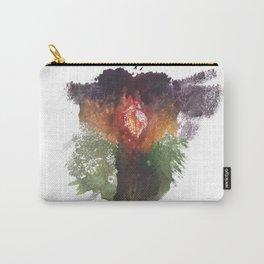 Devon's Vulva Print No.1 Carry-All Pouch