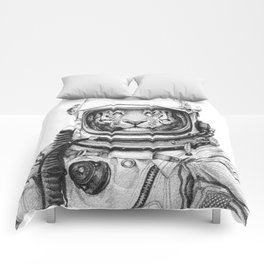 Apollo 18 Comforters