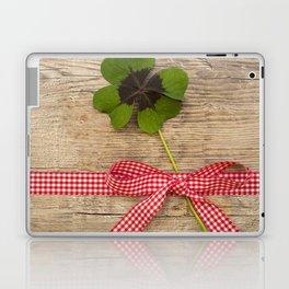 Clover_001_by_JAMFoto Laptop & iPad Skin