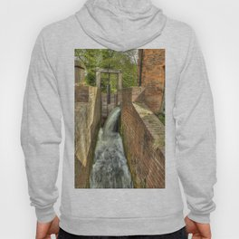 Sluice Gate at the Water mill Hoody