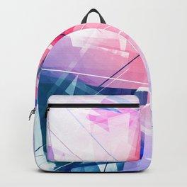 Enlighten - Geometric Abstract Art Backpack
