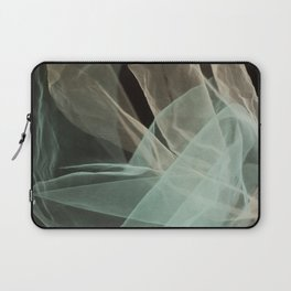 Abstract veil background Laptop Sleeve