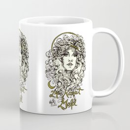 24 Karat Coffee Mug