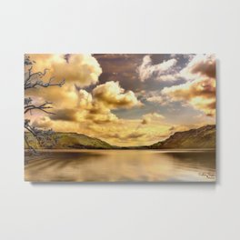 Lake District (4) Metal Print