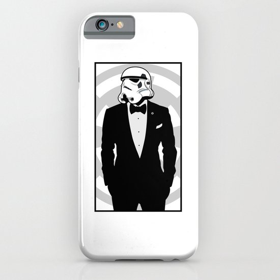 Slick Trooper iPhone & iPod Case