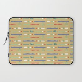 Geometrical Cacti Laptop Sleeve
