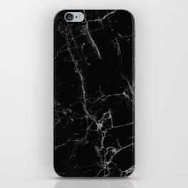 Marble, Print, Minimal, Scandinavian, Abstract, Pattern, Modern art iPhone Skin