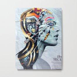 Modern Cleopatra Metal Print