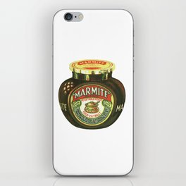 Marmite - Retro iPhone Skin