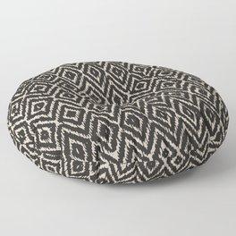 Boho Diamonds Floor Pillow