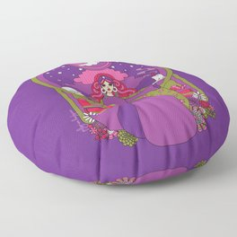 Moon Magic Floor Pillow