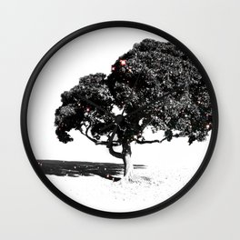 Tree of Stars Wall Clock