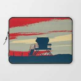 Tower Graphic Laptop Sleeve