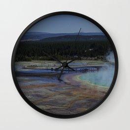 Grand Prismatic Wall Clock
