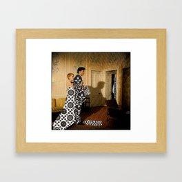 Gowns Framed Art Print