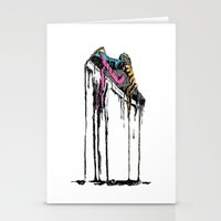 shoe Stationery Cards featuring SHOE by maivisto