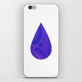 Seed Of The Past iPhone Skin