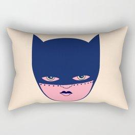 badgirl Rectangular Pillow