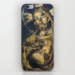I am the light of the world iPhone Skin