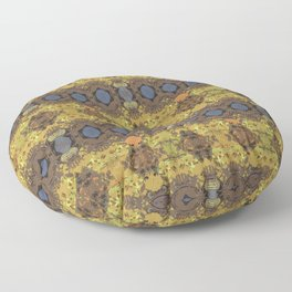 Gypsy Loft Floor Pillow