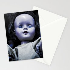 Doll face Stationery Cards