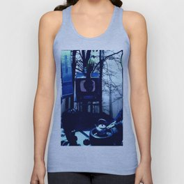 Steep in the Floor Boards Unisex Tank Top