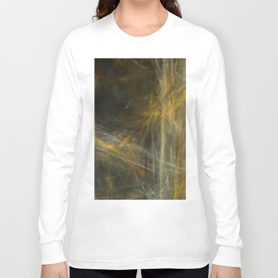A Day in the Hay  (A7 B0193) Long Sleeve T-shirt
