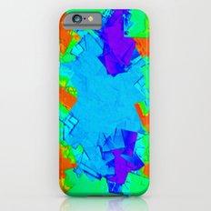 a b s t r a c t i n g iPhone 6s Slim Case