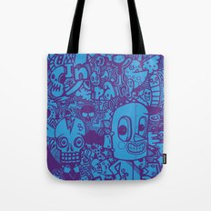 All Day Doodle Tote Bag