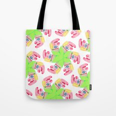 Punchy Colours Tote Bag
