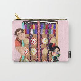 Wreck It Who Carry-All Pouch